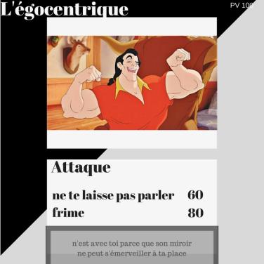 l'égocentrique blog