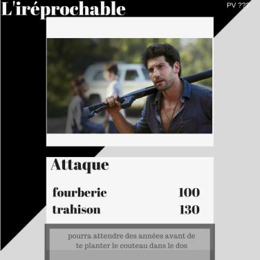 l'iréprochable blog